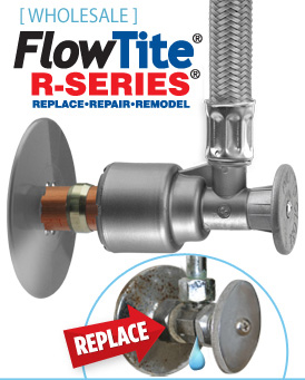 FlowTite R-SERIES Compression Valve Replacement