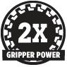2X Gripper Power