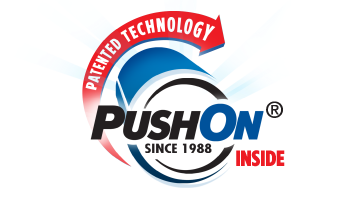 Patented technology - PUSHON inside