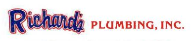 Richard's Plumbing, Inc.