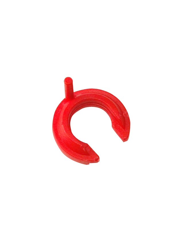 Polymer Removable Clip for Valve Handle